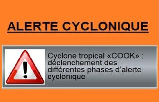 10 avril : CYCLONE  COOK